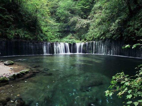 軽井沢_白糸の滝