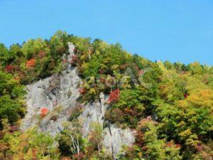 秋の層雲峡