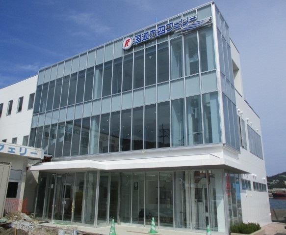 佐賀関フェリーターミナル